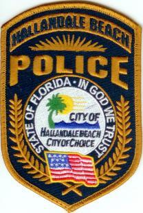 Holly Hill Police Department Daytona Beach Fl
